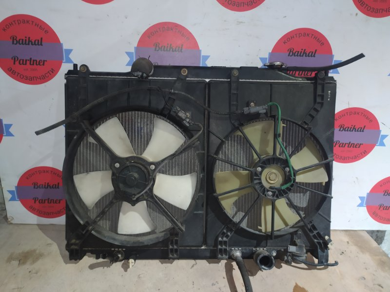 Радиатор двс Honda Step Wagon RF3 K20A