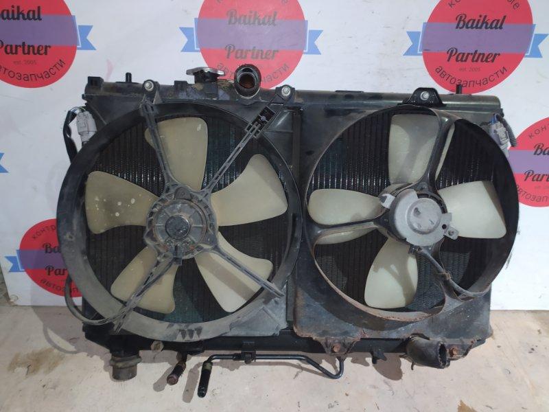 Радиатор двс Toyota Vista SV41 3S-FE