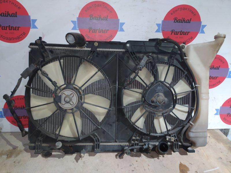 Радиатор двс Honda Stream RN4 K20A