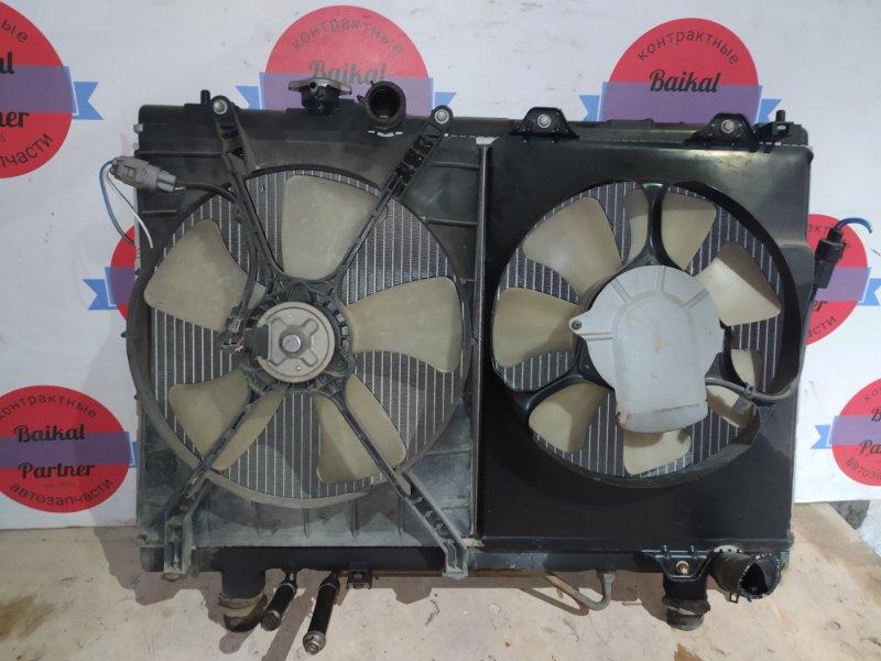 Радиатор двс Toyota Gaia SXM15 3S-FE