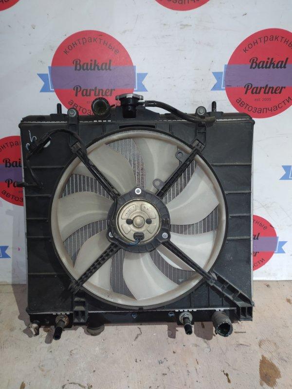 Радиатор двс Mitsubishi Pajero Mini H58A 4A30T