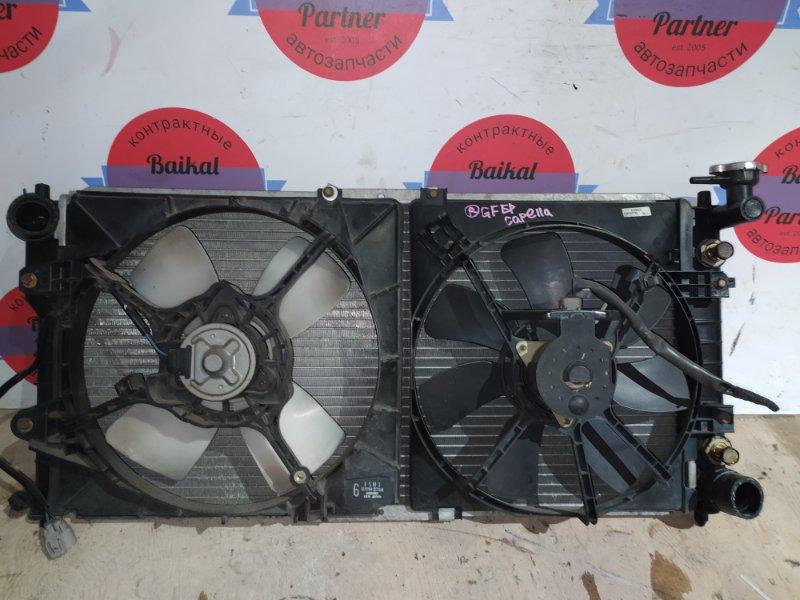 Радиатор двс Mazda Capella GFEP FS-ZE 1999