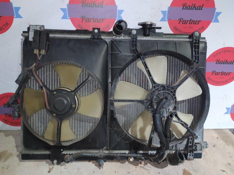 Радиатор двс Honda Odyssey RA2 F22B