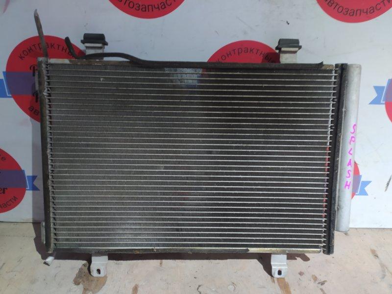 Радиатор кондиционера Suzuki Splash B32S K12B