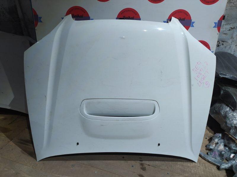 Капот Subaru Legacy BE5 EJ20 2001
