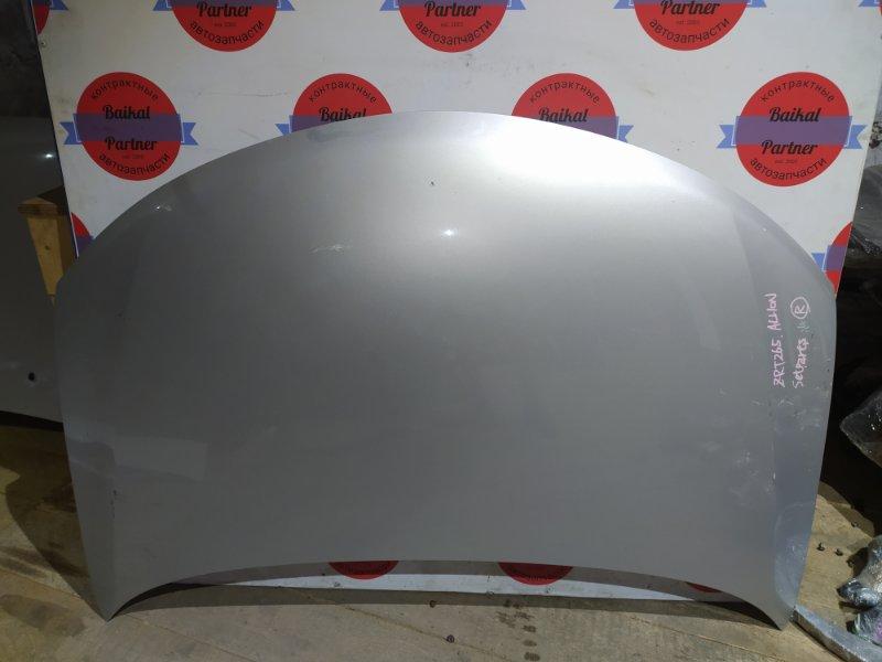 Капот Toyota Allion ZRT265 2ZR-FE 2007