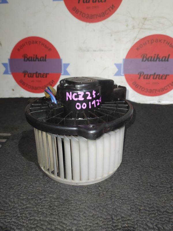 Мотор печки Toyota Raum NCZ25 1NZ-FE
