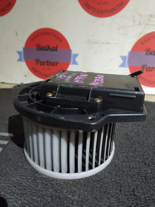 Мотор печки Mitsubishi Pajero Io H77W 4G94