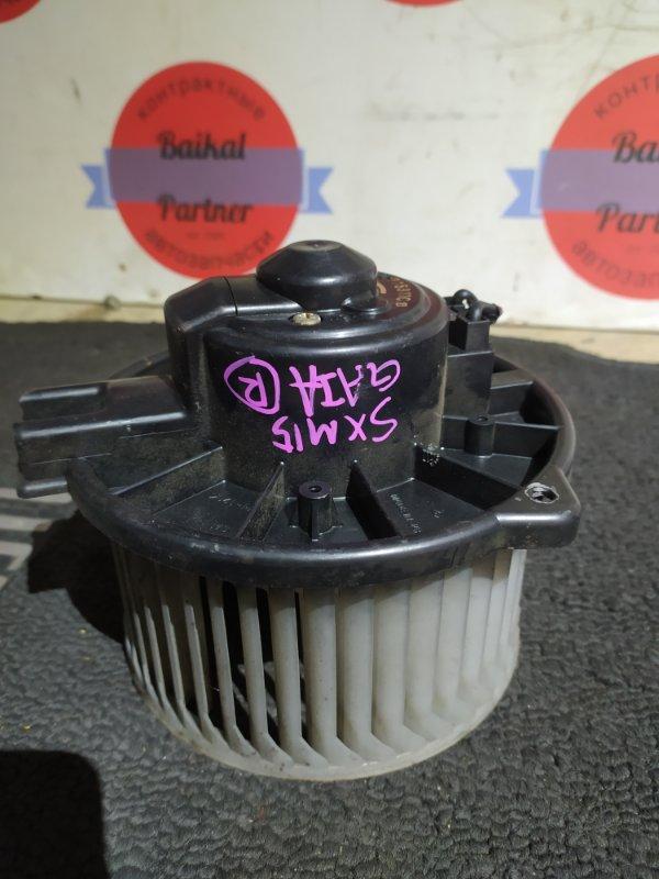 Мотор печки Toyota Gaia SXM15 3S-FE