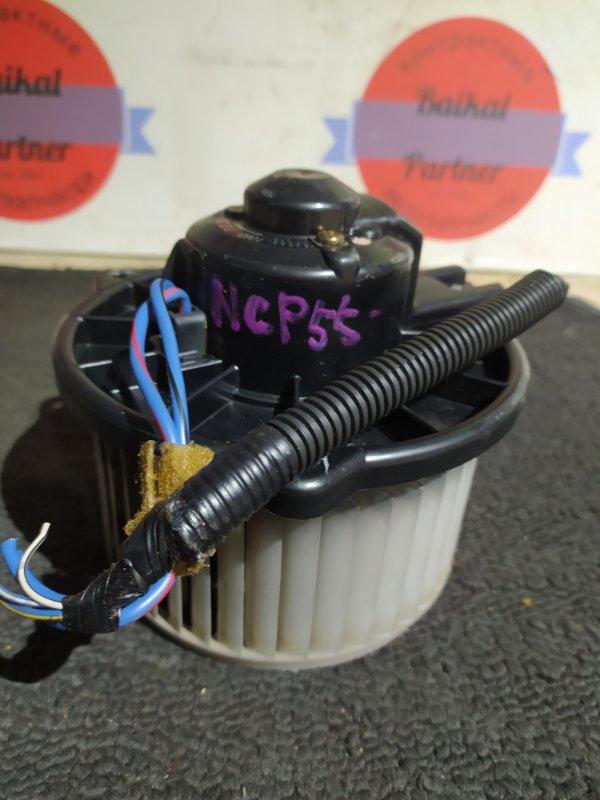 Мотор печки Toyota Probox NCP 55 1NZ-FE 2002