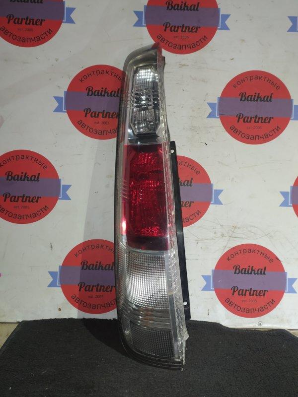 Стоп Nissan Xtrail NT30 QR20-DE задний левый 49-13