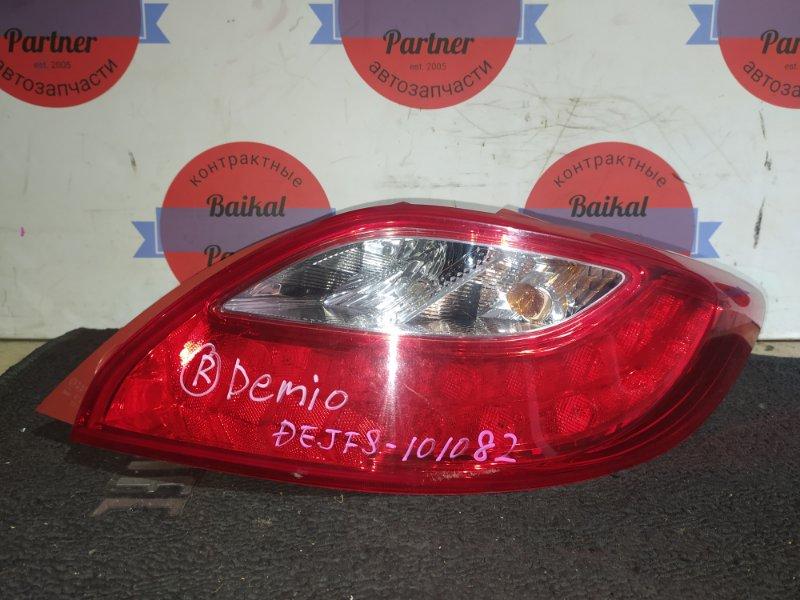 Стоп Mazda Demio DEJFS задний правый W 0142