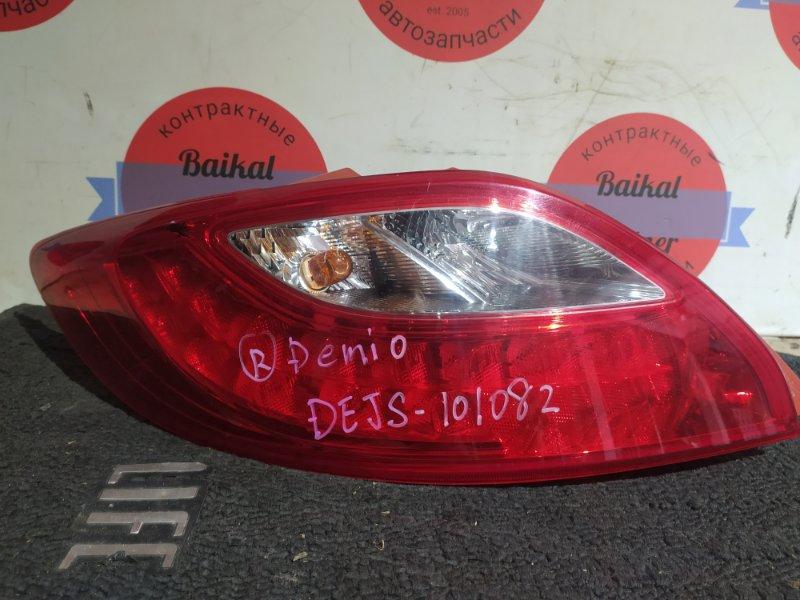 Стоп Mazda Demio DEJFS задний левый W 0142