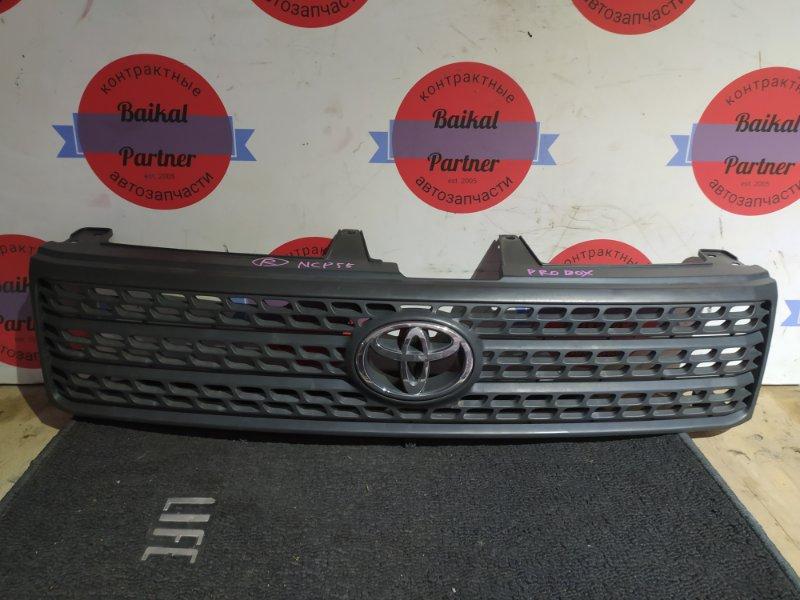 Решетка радиатора Toyota Probox NCP 55 1NZ-FE 2002