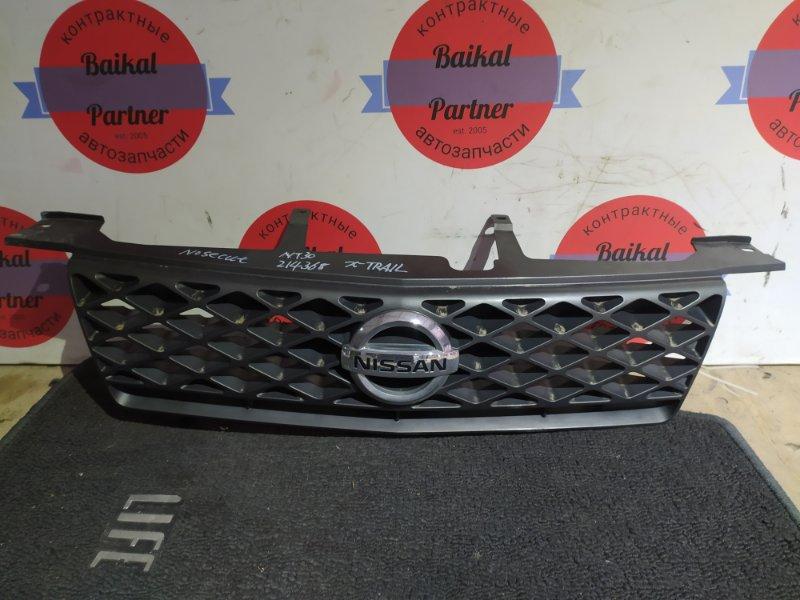 Решетка радиатора Nissan Xtrail NT30 QR20-DE