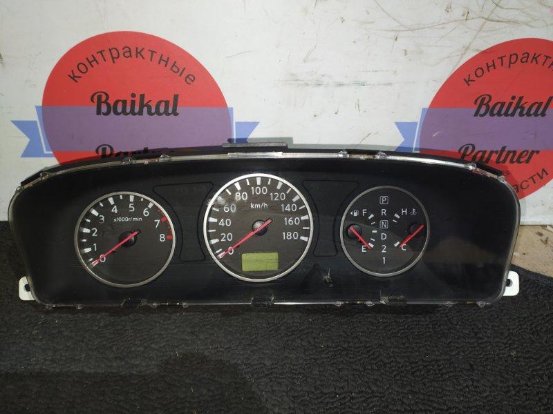 Комбинация приборов Nissan Xtrail NT30 QR20-DE