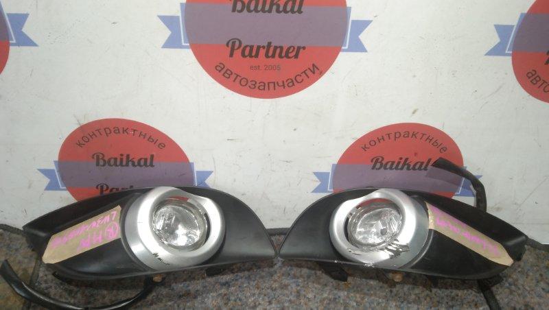 Туманки Mazda Mpv LW3W