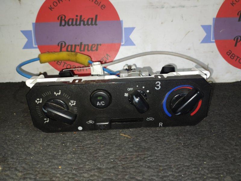 Блок управления климат-контролем Daihatsu Terios Kid J111G EF-DET
