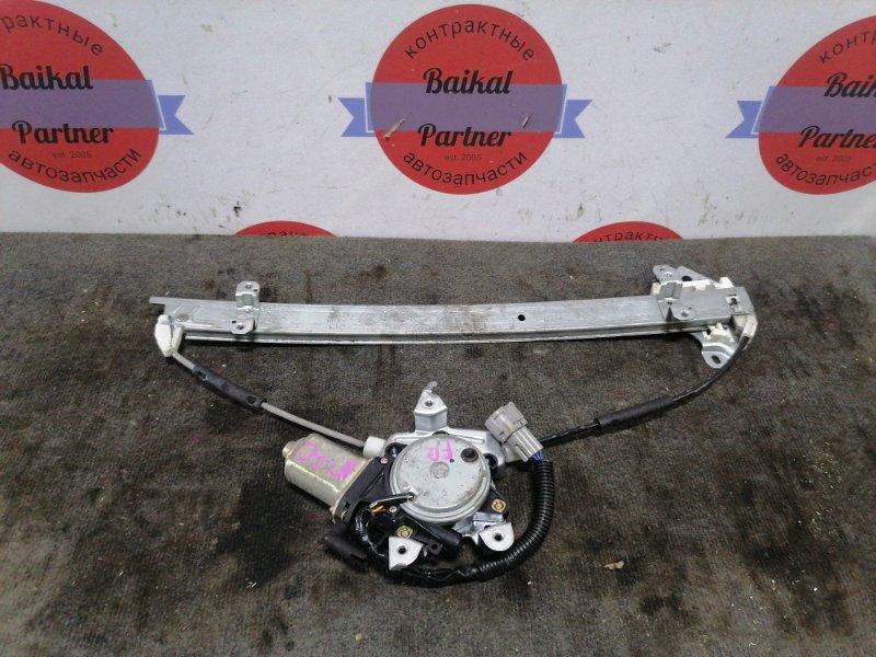 Стеклоподъемный механизм Nissan Xtrail NT30 передний правый