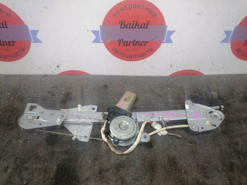 Стеклоподъемный механизм Mazda Capella GFEP FS-ZE передний левый