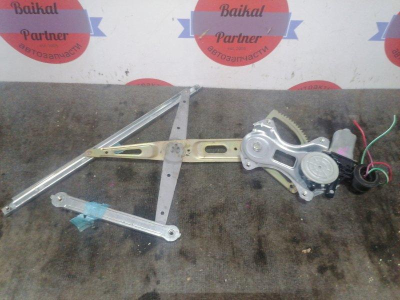 Стеклоподъемный механизм Toyota Probox NCP 55 1NZ-FE передний левый