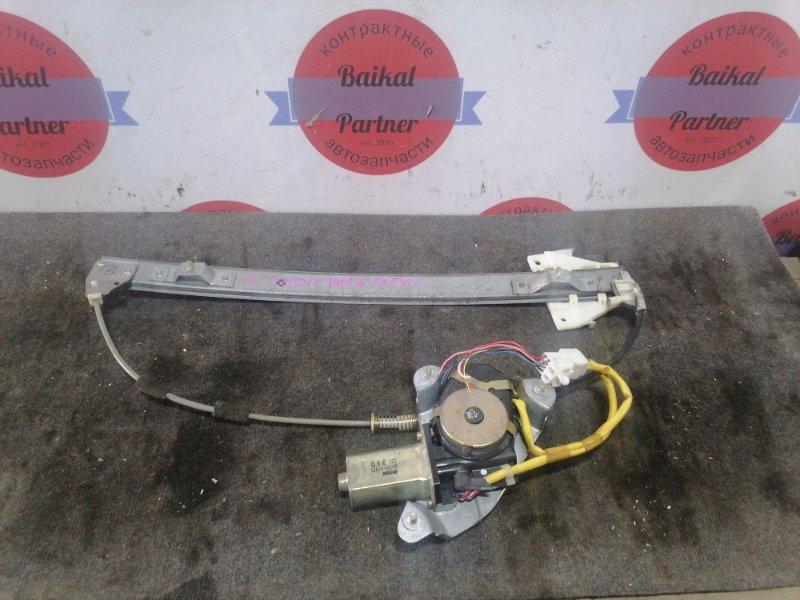 Стеклоподъемный механизм Mazda Demio DW5W передний правый
