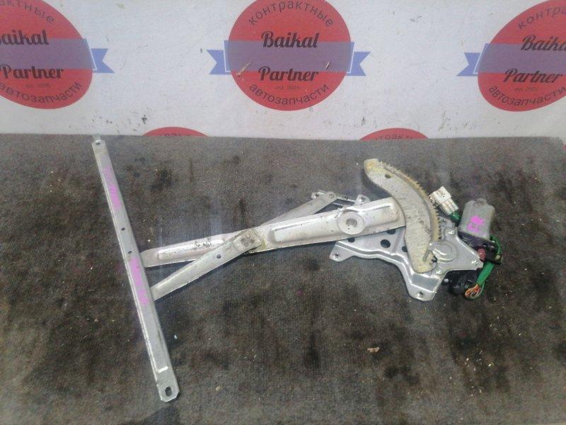 Стеклоподъемный механизм Daihatsu Terios Kid J111G передний правый