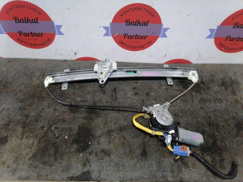 Стеклоподъемный механизм Honda Stream RN4 K20A передний правый