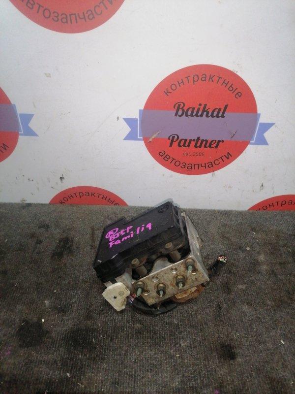 Блок abs Mazda Familia BJ5P ZL