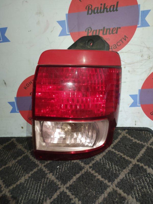 Стоп Toyota Hiace Regius KCH46W 1KZ-TE 2001 задний правый 26-106