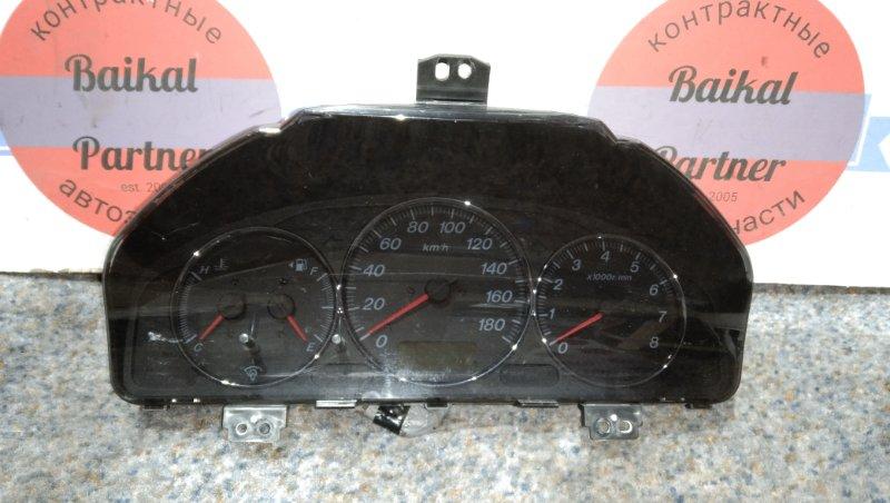 Комбинация приборов Mazda Mpv LW3W