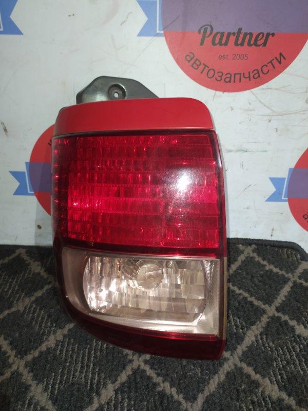 Стоп Toyota Hiace Regius KCH46W 1KZ-TE 2001 задний левый 26-106