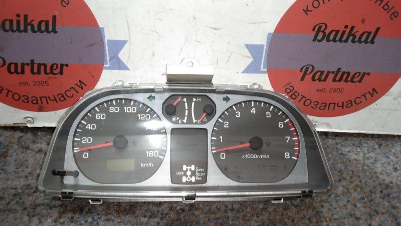 Комбинация приборов Mitsubishi Pajero Io H76W