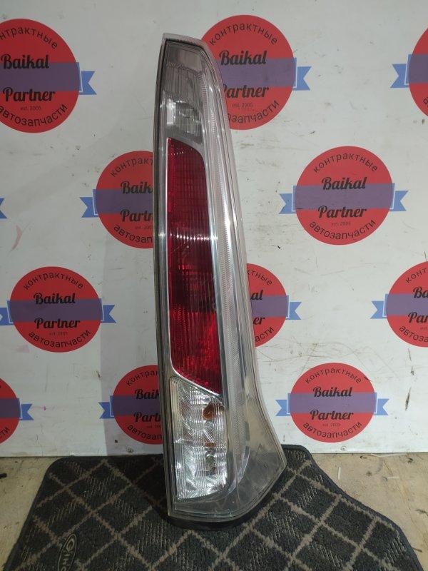 Стоп Nissan Serena C26 MR20DE 2013 задний правый 220-23096