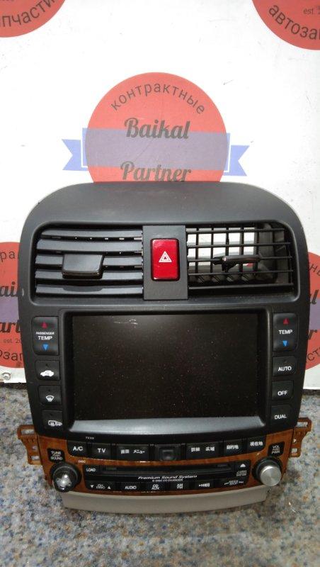 Блок управления климат-контролем Honda Inspire UC1 J30A