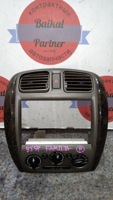 Блок управления климат-контролем Mazda Familia BJ5P ZL