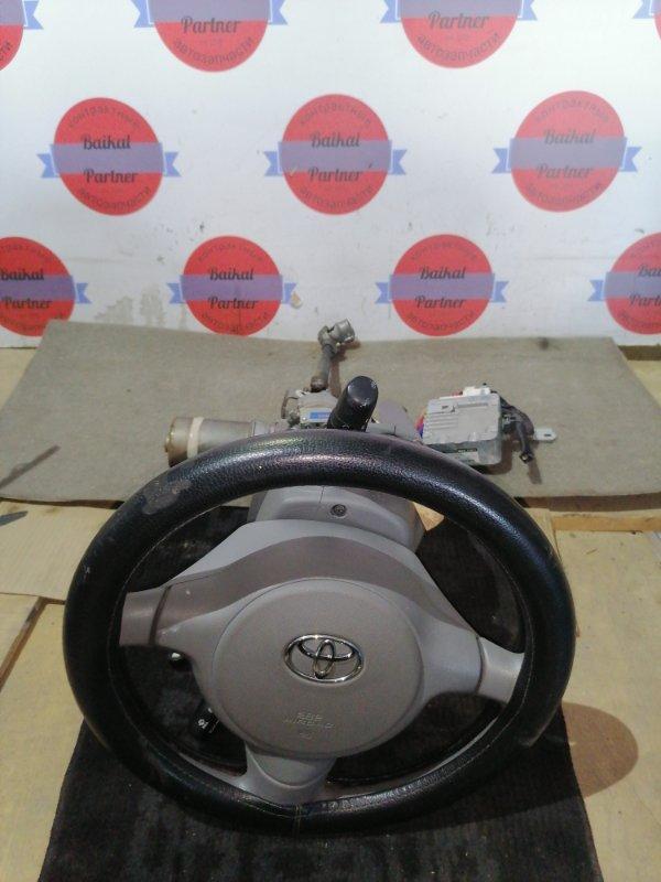 Рулевая колонка Toyota Sienta NCP81 1NZ-FE