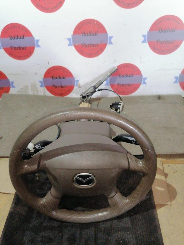 Рулевая колонка Mazda Familia BJ5P ZL