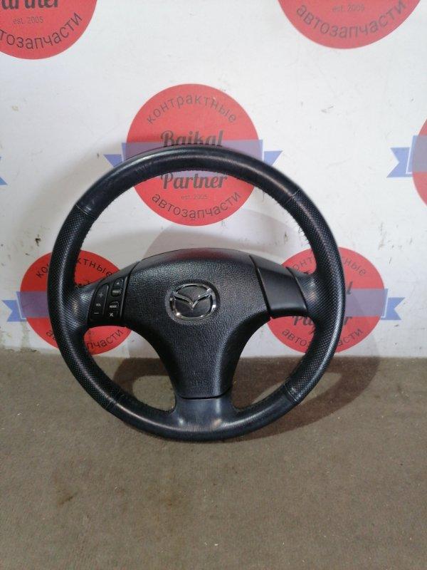 Руль Mazda Atenza GG3P