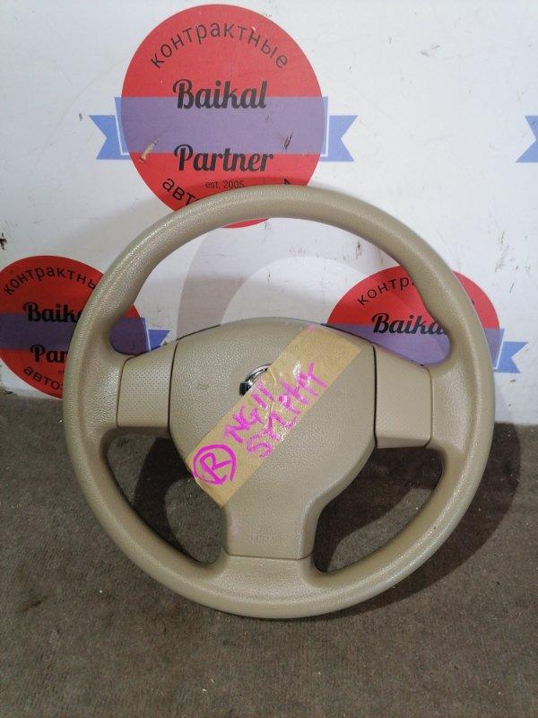 Руль Nissan Bluebird Sylphy NG11