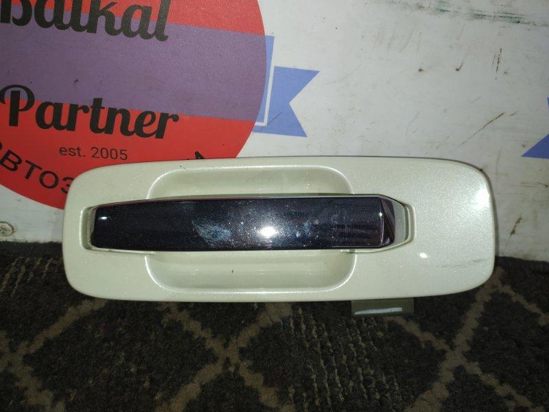 Ручка двери Nissan Xtrail NT30 QR20-DE задняя правая