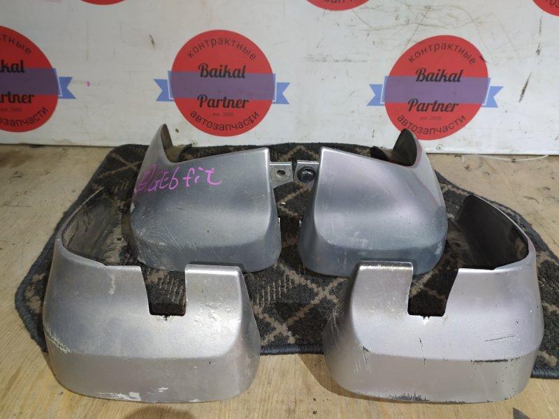 Брызговики комплект Honda Fit GE6 L13A