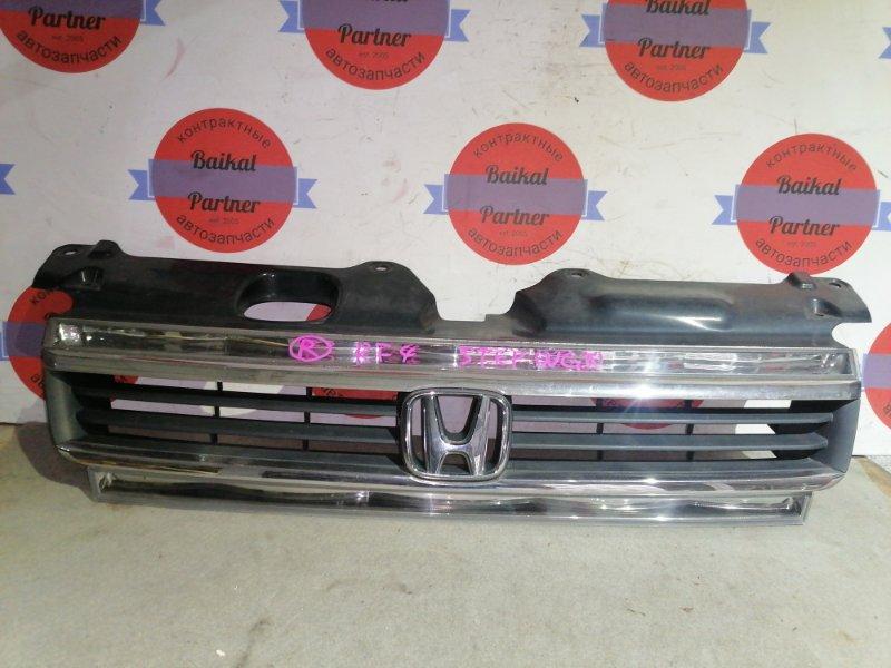 Решетка радиатора Honda Step Wagon RF4 K20A