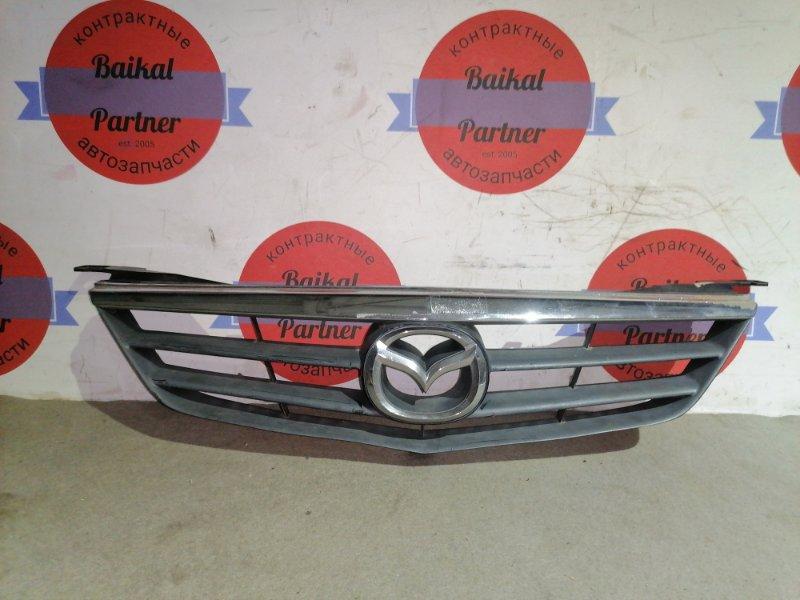 Решетка радиатора Mazda Capella GFEP FS-ZE