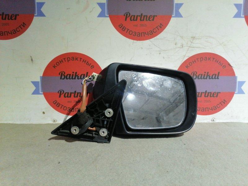 Зеркало Subaru Forester SG5 переднее правое