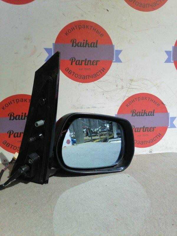 Зеркало Toyota Ipsum ACM26 2AZ-FE переднее правое