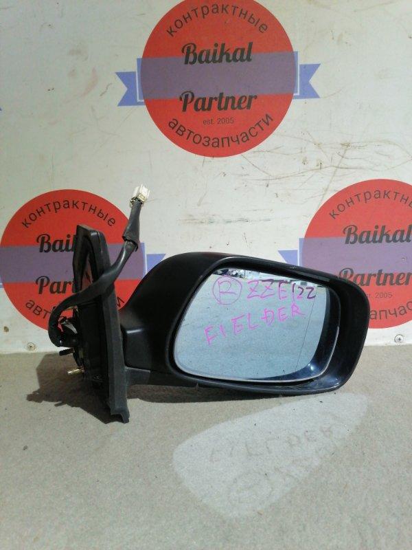 Зеркало Toyota Corolla Fielder ZZE122 1ZZ-FE переднее правое