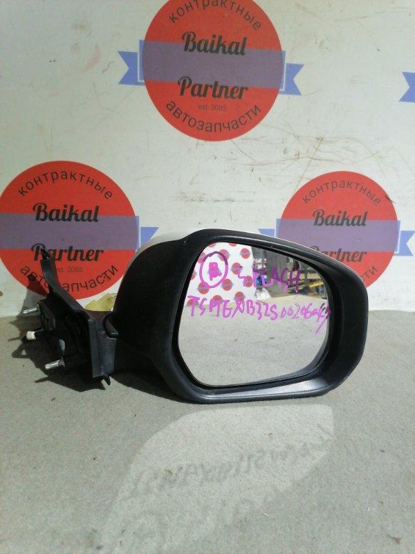 Зеркало Suzuki Splash B32S K12B переднее правое
