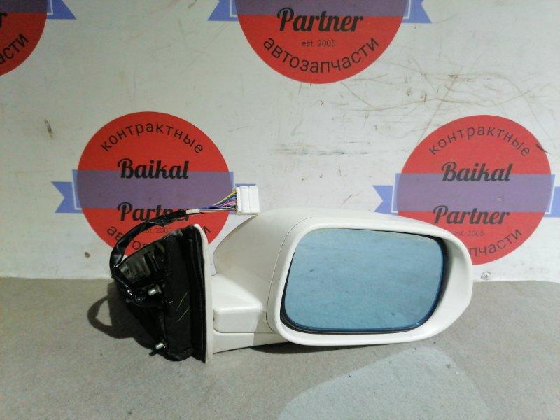 Зеркало Honda Inspire UC1 J30A переднее правое