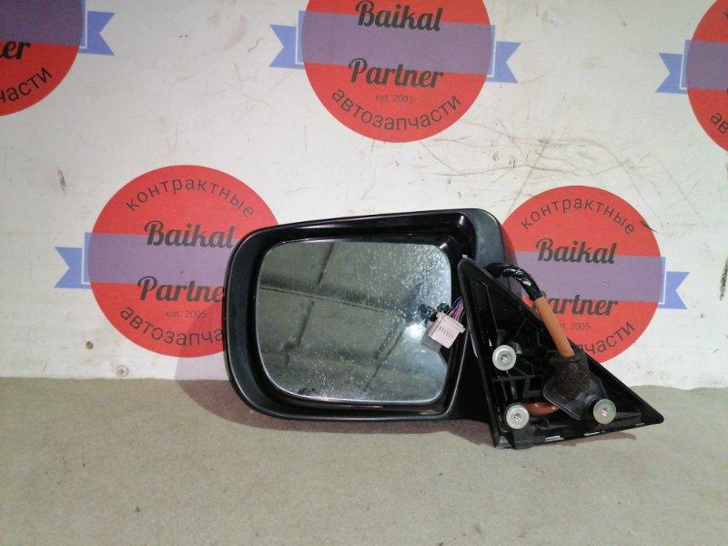 Зеркало Subaru Forester SG5 переднее левое